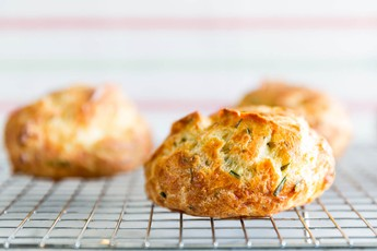 Cheese & Chive Gougère